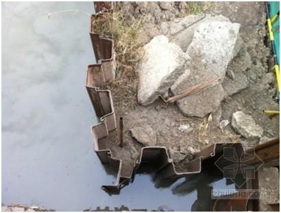 [安徽]钢板桩围堰施工技术交底