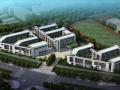 [安徽]简约风格中学校园规划及单体建筑设计方案文本