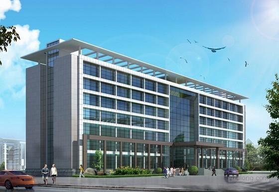 [广东]2015年办公楼建筑安装工程施工合同