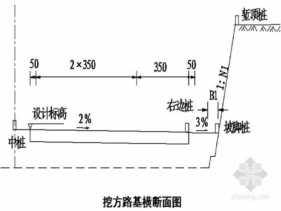 道路工程施工测量工艺