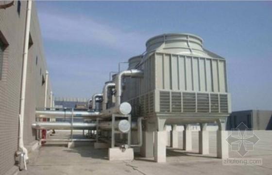 [福建]框架结构教学楼通风与空调工程监理细则(编制于2012年)