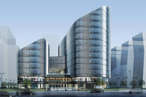 [北京]高层商业楼玻璃及铝板幕墙分包工程施工组织设计(600页 附图丰富)
