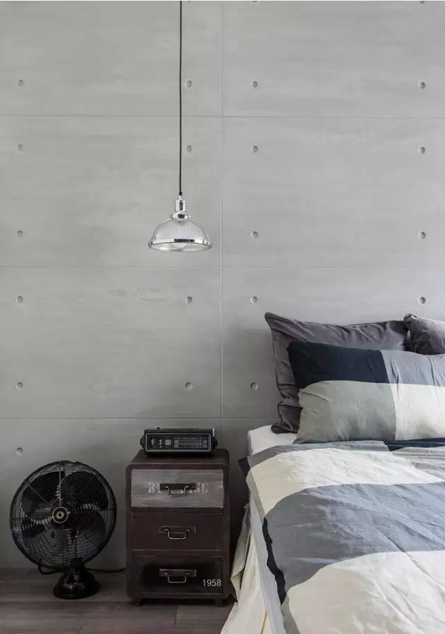 床头灯的搭配艺术,让你的房间化身设计师旅店!_7