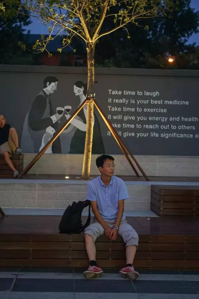 一个单词产生的设计灵感,结果火了北京的商业广场~_58