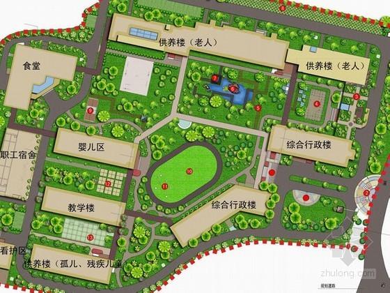 [萧山]某老年活动中心景观设计方案
