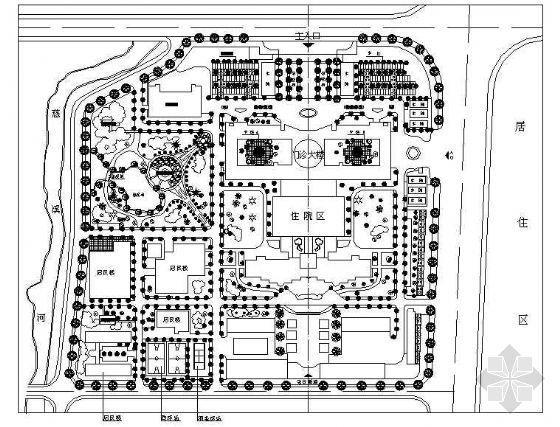慈溪市人民医院环境设计