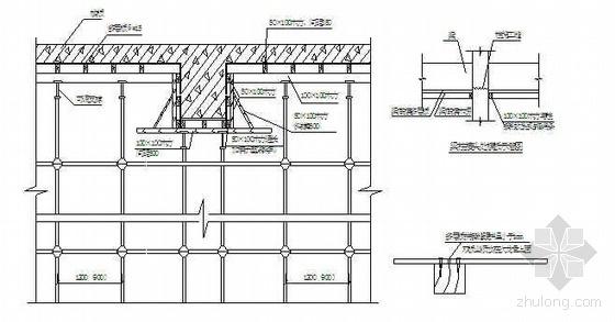 北京某学院学生公寓施工组织设计(创长城杯)