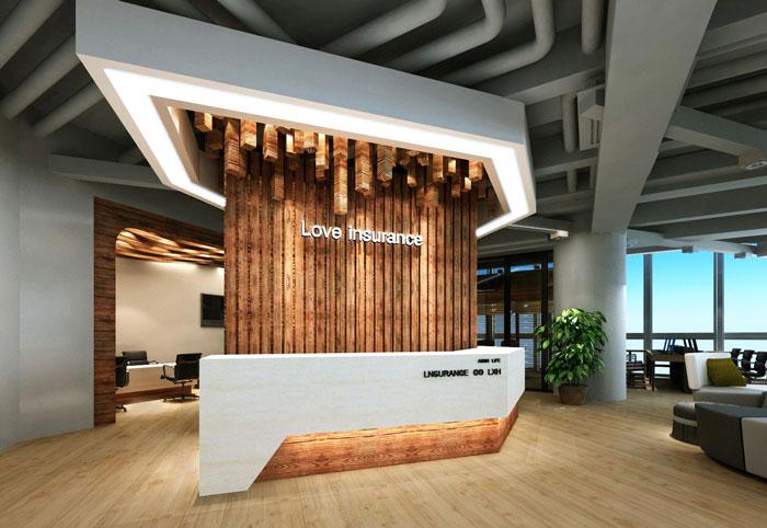 930平方中型创意办公室装修设计案例效果图-创意方案