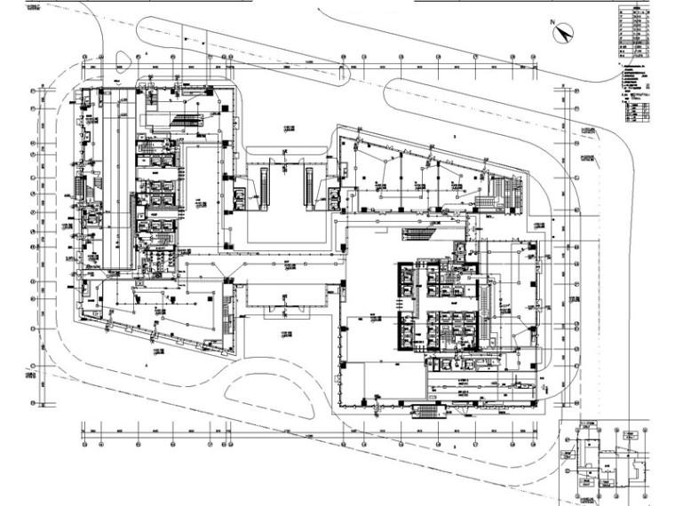 超高层办公楼电气弱电部分施工图设计