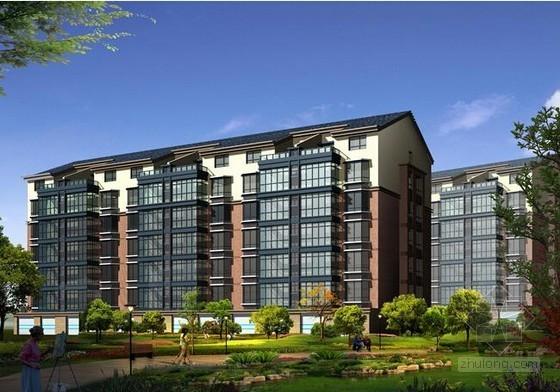 [湖北]住宅楼建设项目可行性研究报告(含投资估算)