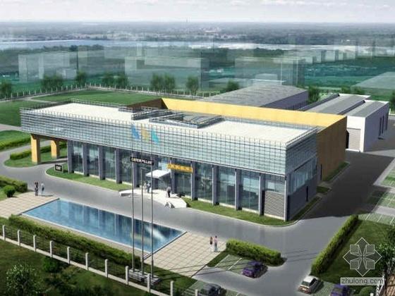 [扬州]某三层宿舍楼建筑设计方案文本