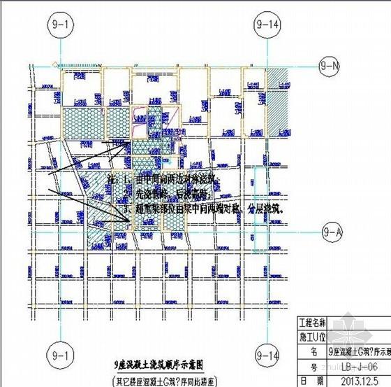 [广东]高层商业住宅楼高大模板专项方案(95页)