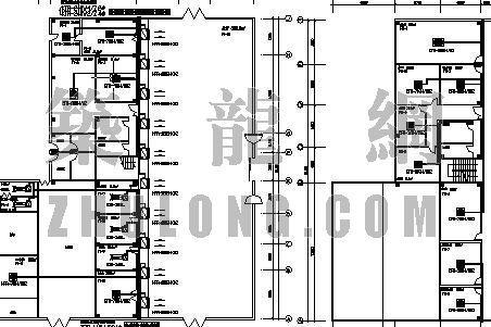 汽车展厅空调方案图