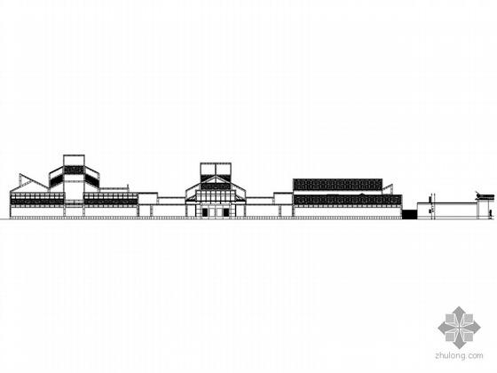 [苏州]某新博物馆建筑施工图(大师设计)