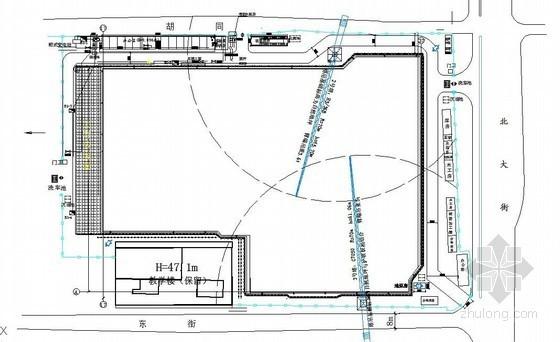 [北京]医院门诊楼基础底板大体积混凝土施工方案(热工计算)