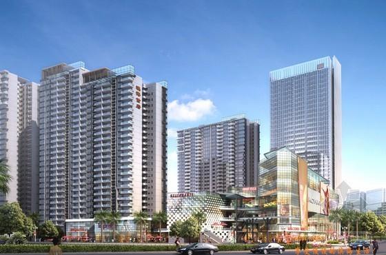 [广东]框架剪力墙结构高层住宅楼及商业楼施工组织设计(近600页)