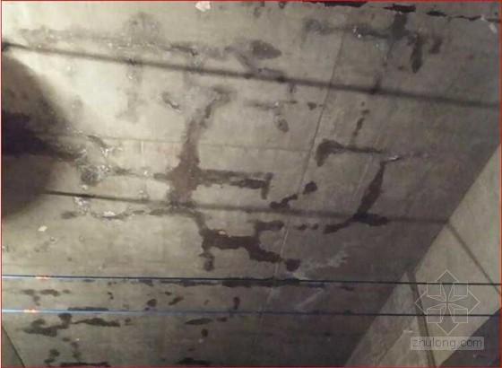 建筑工程楼板渗水原因分析及控制措施