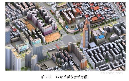 [云南]地铁车站深基坑施工组织设计