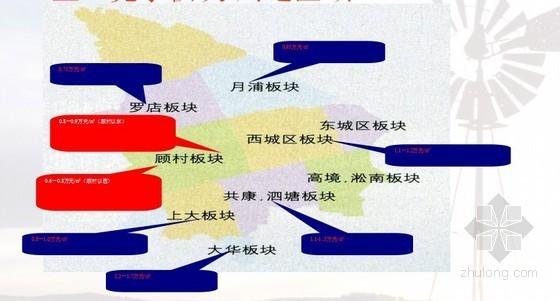 [上海]房地产开发项目市场分析报告