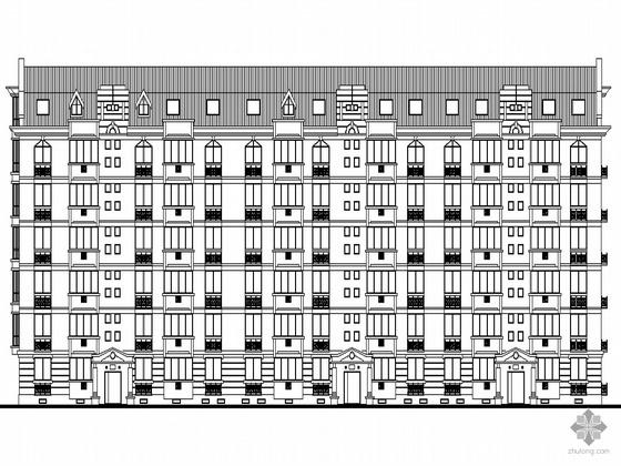 [天津塘沽]某住宅小区设计方案(带效果图、房型图及实景照片)