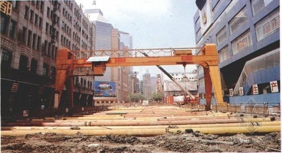地铁车站深基坑围护结构地下连续墙施工工艺