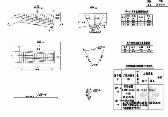 双塔双索面斜拉桥一次束齿板普通钢筋构造节点详图设计