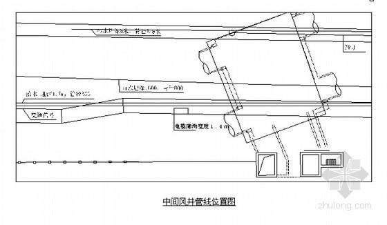[四川]地铁盾构井深基坑施工方案(钻孔桩 锚索 降水)