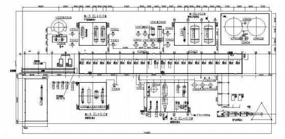陕西某公司厂区电气施工图