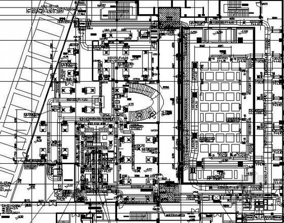 [江苏]空气源热泵及防排烟系统设计施工图