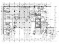[福建]五星级酒店空调通风排烟系统设计施工图(含自审表 原理图多)