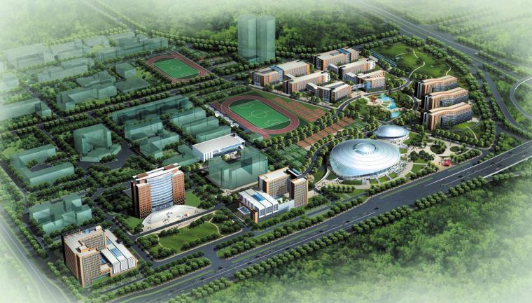 30所学校校园总规划设计教育建筑单体设计文本合辑