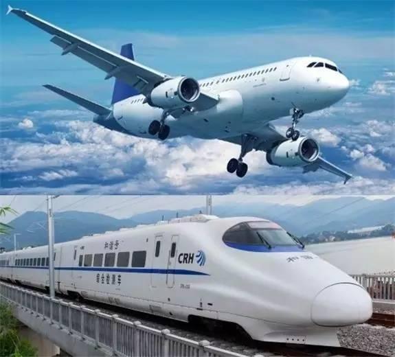 到2020年超113个大城市通高铁,约50城通飞机!