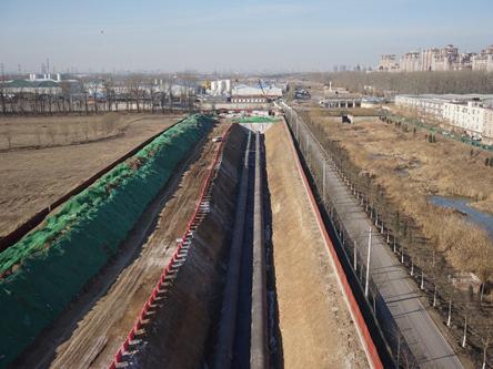 市政给排水隧道工程浅埋暗挖专项施工方案137页