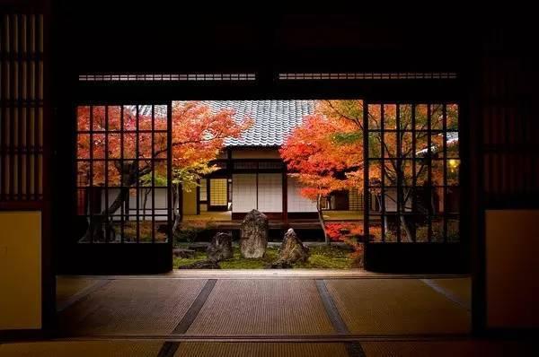 禅 · 日式庭院必不可少的它