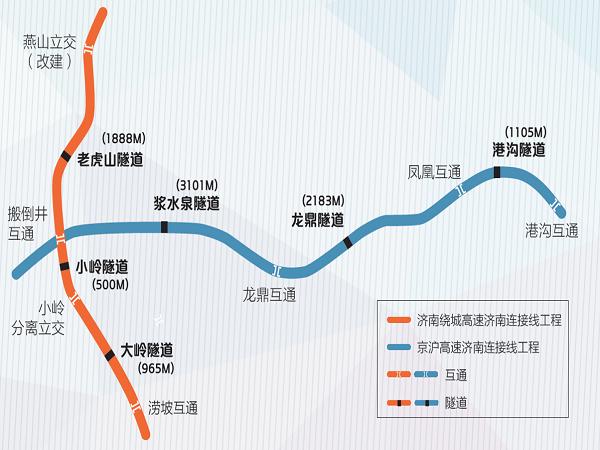 双向八车道公路隧道群建设关键技术与管理创新