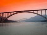 夜郎河双线特大桥BIM应用成果