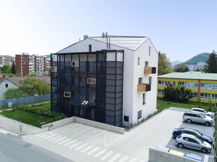 斯洛伐克从磨房到公寓的改造
