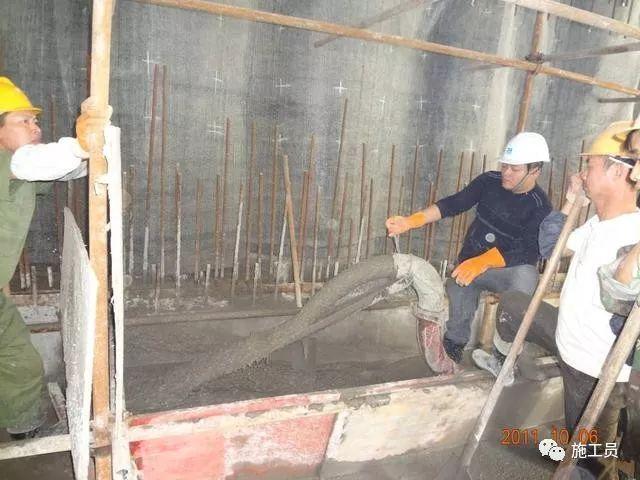 【图解案例】超高层建筑22米深基坑逆作法施工现场,看基础如何倒_20