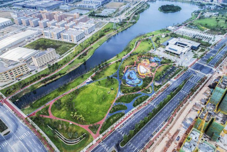 文脉传承——城市生态公园改造