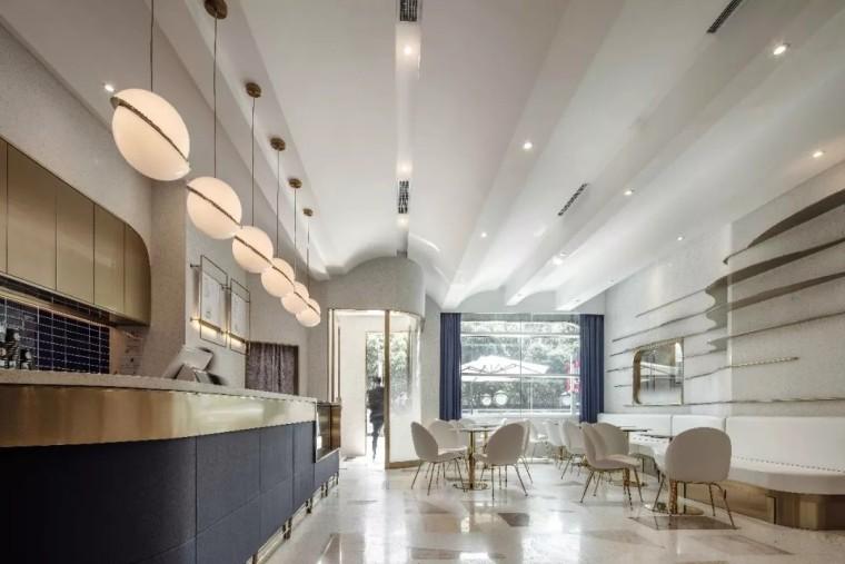上海顶级美食互动体验式星曜堂餐饮空间-1