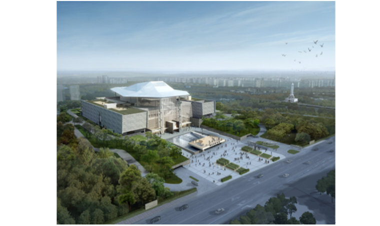 [广悦星苑]湖南省第六工程有限公司承插型盘扣式钢管支架模板专项施工方案示范