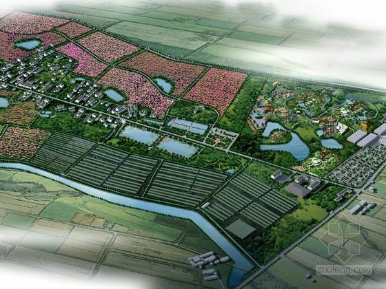 [安徽]现代化美好乡村景观规划设计方案