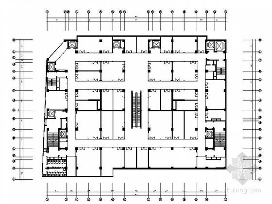 [太原]交通便利社区现代服装城室内装修图