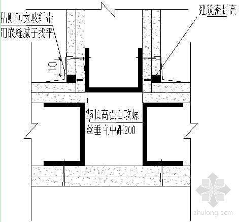 北京某高层办公楼工程轻质隔墙施工方案