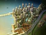 [山东]港湾项目规划景观设计方案