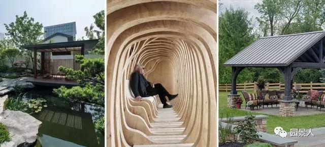 经典景观亭,给你一个不一样的空间