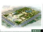 【河南】内黄城市中心文化公园景观设计方案