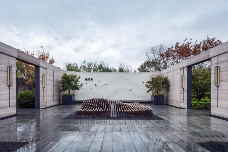 北京孙河中粮瑞悦府住宅景观