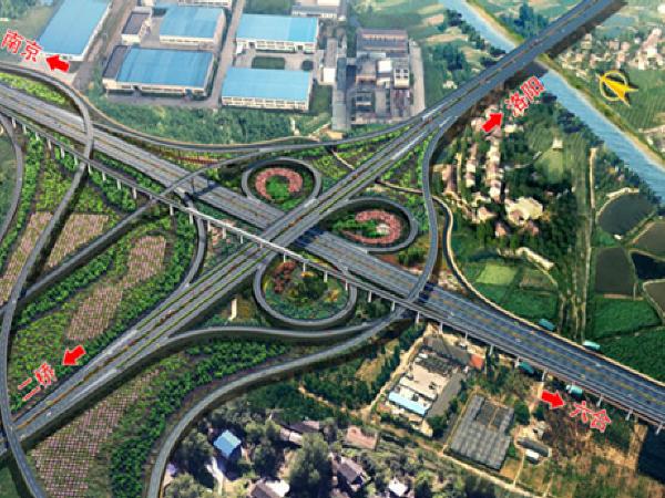 城市道路规划与设计之路网规划(92页)