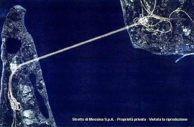 """世界上最长的悬索桥主跨3300米,被称""""桥梁巨无霸"""""""